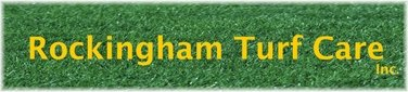 logo of Rockingham Turf Care, The best lawn company in Hookset, New Hampshire